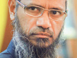 According to the home ministry, Naik, who heads the IRF, made many provocative speeches and engaged in terror propaganda.
