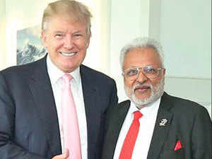 Member of Trump's advisory council says US president and PM Modi will share good chemistry; claims Indo-US trade will increase in four years.