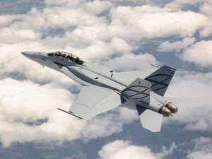 Presenting an advanced version of the F/A 18 Super Hornet, top Boeing officials have said that commonalities like an advanced version of the GE 414 engine to produce 18 percent greater thrust makes it the suitable path to the ​ advanced medium combat aircraft (AMCA).