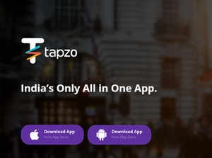 Tapzo said transactions on the platform have grown from 4,000 per day to 55,000 per day in the period January to October 2016.