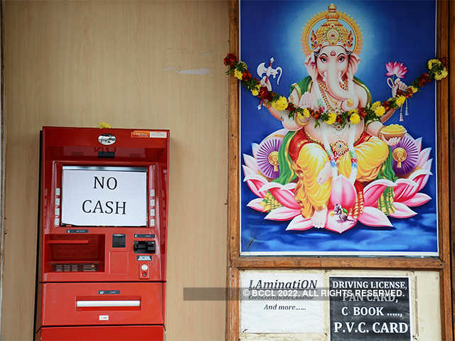 ATMs in India - Here's the story of ATMs over the years