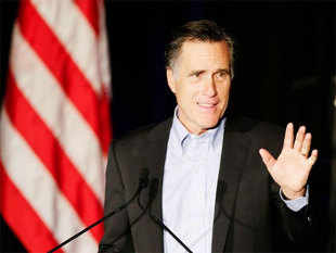 """""""We had a far-reaching conversation with regards to the various theaters in the world where there are interests of the United States of real significance,"""" Romney told reporters."""