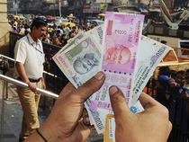 The rupee on Friday breached the psychologically important 68 mark to end near a nine-month low of 68.13 against the dollar