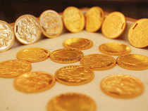 SPDR Gold Trust, the world's largest gold-backed exchange-traded fund, said its holdings fell 0.58 per cent to 915.29 tonnes on Friday from 920.63 tonnes on Thursday.