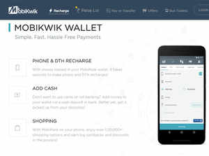 Online train ticket booking platform IRCTC is among the companies that accept MobiKwik's wallet for transactions.