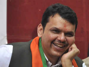 Fadnavis is asking voters to support BJP to wipe out corruption in the local bodies, majority of which are held by the Congress and NCP.