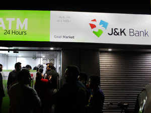 J&K Bank chairman Parvez Ahmad said the best example to support the bank's claim is the way it has smoothly dealt with the central government's massive demonetisation process across the state when the entire country is still reeling under its effects.
