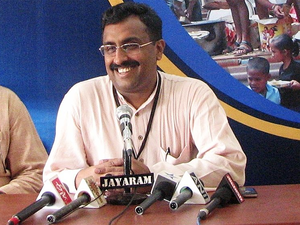 The relationship is likely to march ahead under the Trump administration, Ram Madhav said.