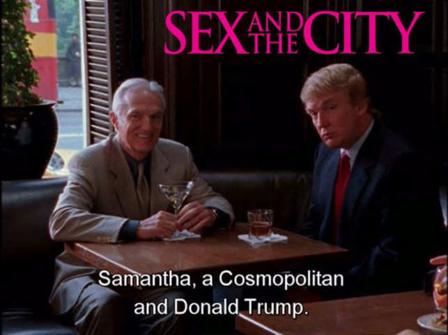 One of the most popular episodes was  The Man, the Myth, the Viagra in which Trump's 70-year-old friend attempts to seduce Samantha.