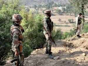Earlier today, the Indian Army said three soldiers were killed in an ambush on army patrol in Machhil sector of Kashmir.