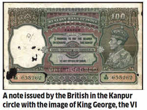 The Rs 100 bills printed in 1938 featuring the portrait of King George VI can fetch between Rs 35,000 and Rs 75,000, depending on the condition of the bills and the geographical circle it was issued for.