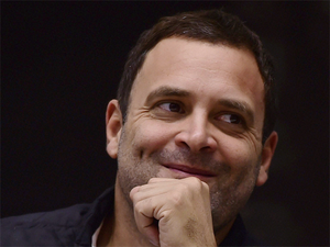 """""""We feel there is a scam behind this decision. We feel he informed his own people before and the opposition is firm that it wants a JPC,"""" Rahul said."""