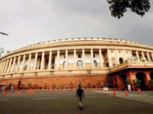 The Modi government is yet to bring a small change replacing the leader of opposition with the leader of the largest opposition party in the house. This has stalled the law.