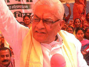 Mishra, a former Congress leader, now with the JD(U), was convicted by a trial court in 2013 one of the five fodder cases lodged against him.
