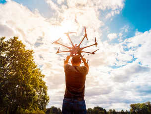 How to get stunning aerial shots with a drone