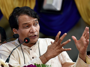 Prabhu also spoke of the Centre's plans to link the famous Himalayan shrines of Uttarakhand with the country's railway network and bring them on to the world tourism map.