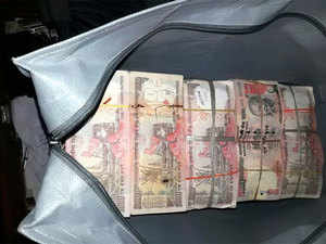 Estimates cost of printing and circulating the new currency notes at Rs 16,800 crore; disruption may lead to long-term impact on economy.