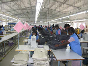 Textiles and apparel sector is among the 25 thrust areas of the government's 'Make in India' initiative.