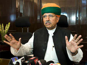 Meghwal replied in the negative to a question whether government proposes to revise the corporate governance guidelines due to the ongoing allegations against giant corporate houses.