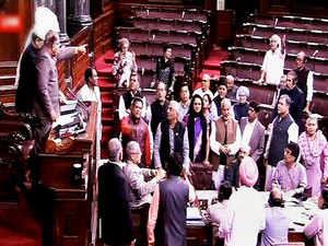 Whether this session is heading for washout is too early to predict, the Opposition unity, especially in the Lok Sabha, to many is a fact that should be agitating and worrying the government managers.