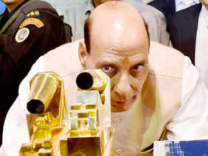 While addressing more than 100 senior IPS officers, Rajnath also laid the emphasis on close coordination between central and state forces that will help in improving security situation in country.