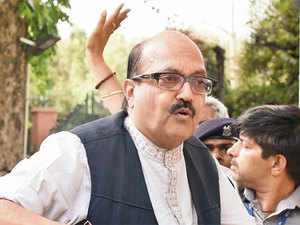 """Amar Singh also said, """"he as a countryman was proud to have such Prime Minister who was so dedicated and adamant to root out corruption."""""""