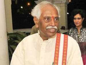 """Bandaru Dattatreya said the Demonetisation decision was a """"very bold and revolutionary step to cast out blackmoney and counterfeit currency for the prosperity of the country""""."""