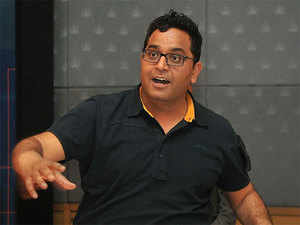 """Vijay Shekhar Sharma said Paytm goes out into the world as an Indian company that is of """"pride"""" to India."""