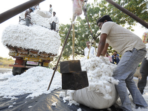 Pak stops import of cotton from India amid tension
