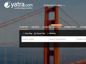"""harat Dhall, COO (B2C), Yatra.com said, """"Over the last 18 months, we have seen a significant increase in searches and bookings via mobiles and hence the introduction of a feature like voice search to make it easier for the mobile user to search and book flights."""