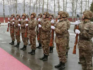 The participants will undergo training to test their physical ability and combat skills, it said.