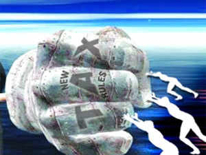 I-T Department conducted 445 searches which discovered undisclosed income of Rs 11,066 crore.