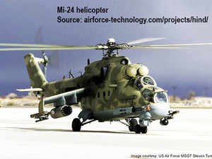 The Afghan Air Force (AAF) said the last of the 4 Mi-24 gunships was delivered to the Afghan Air Force on Saturday (November 26). A number of the Indian Air Force personnel also arrived in Kabul to complete the delivery of the final gunship, Afghan government sources said.
