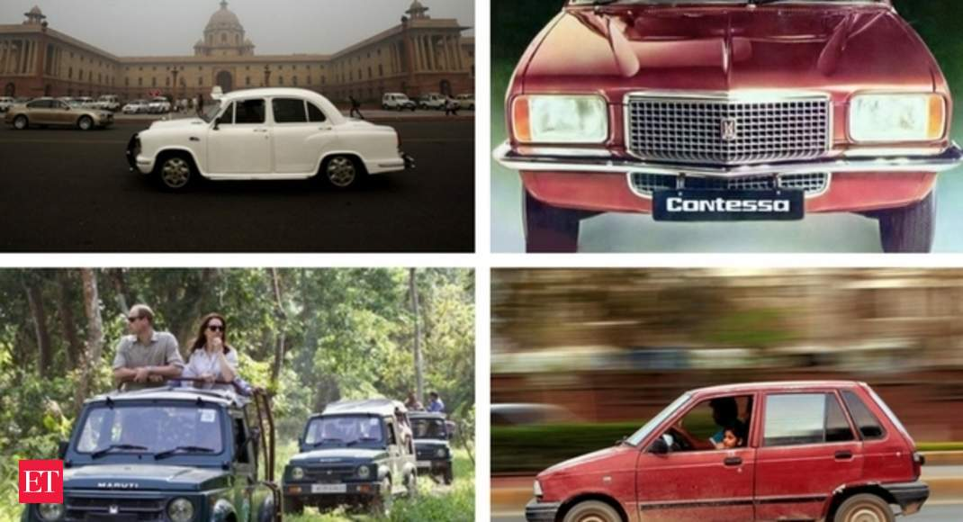 8 Cars That Ruled Indian Roads From 1980s To 90s Blast From The