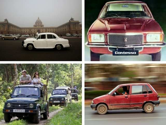 Fiat Padmini 8 Cars That Ruled Indian Roads From 1980s To 90s