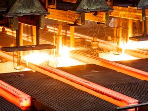 Much of the increase in steel prices have come as a result of a hike in cost of production.