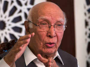 Prime Minister Narendra Modi, Afghan President Ashraf Ghani, Sartaj Aziz [In pic], Foreign Affairs Advisor to Pakistan Prime Minister Nawaz Sharif are among leaders who will attend the annual conference.