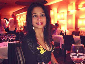 Peter and Indrani (in pic) were said to be against Sheena's relationship with Rahul Mukerjea, Peter's son from his former wife.