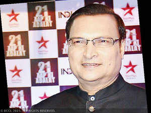 Rajat Sharma has been evaluating opportunities to diversify the business portfolio of INS, which depends entirely on advertising revenue from India TV.