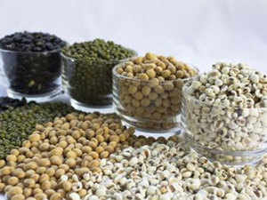 Millet is a collective name given to a variety of coarse grains that grow in dry conditions. Ragi, sorghum, pearl millet, foxtail millet and kodo millet are examples.