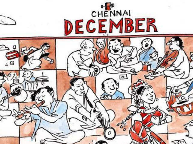 The Chennai fest holds special attractions at a number of venues around the city by various sabhas or organisations.