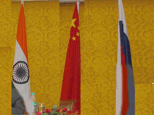 The three parties agreed that as important countries in the region, China, Russia and India have extensive common interests and close views on many aspects of regional agenda.