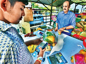 The amount merchants pay to the acquirer bank as a share of the transaction value at PoS terminals stood at Rs160 crore in September.
