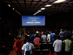 View indian nationalism comes to the movie theater the economic times the constitution of india guarantees freedom of speech and expression in article 19 on the thecheapjerseys Images