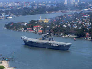 INS Viraat is likely to be decommissioned by end of 2016 or some time next year after 55 years of service, including 27 years with the Royal Navy (British Navy).