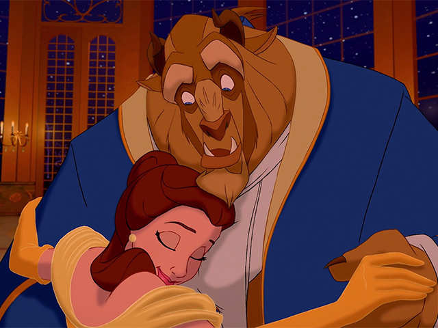 Beauty The Beast 1991 Greatest Works Of All Time By Walt Disney The Economic Times