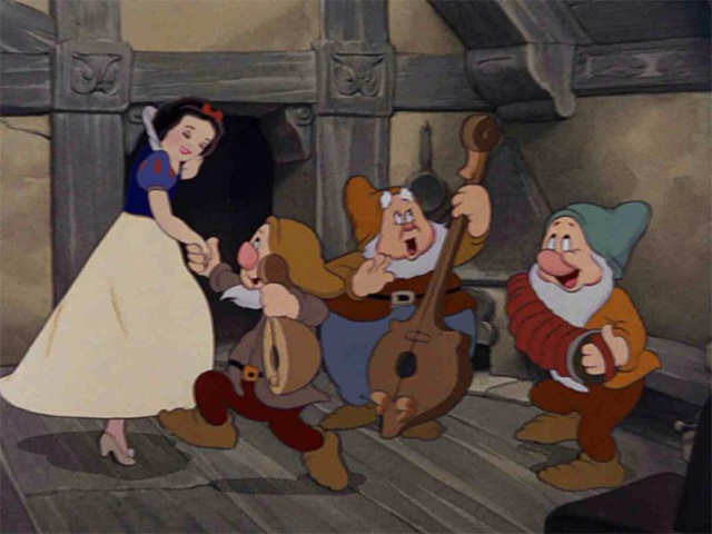 Snow White The Seven Dwarfs 1937 Greatest Works Of All Time By Walt Disney The Economic Times
