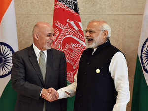 During his visit to Delhi earlier in September, Ghani had set a target of $10 billion for bilateral trade and investment with India in five years, underlining the importance of a concrete road map for future collaboration.