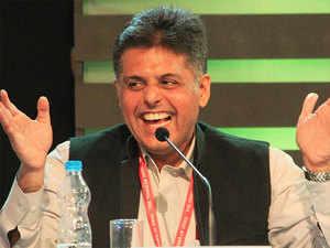 "AICC spokesman Manish Tewari said: ""Have they called Aziz to Amritsar to feed him Amritsari Kulcha or biryani?"""