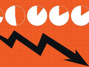 The Nikkei India Services Business Activity Index sharply fell to 46.7 in November from 54.5 in October.